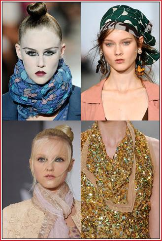 Spring 2010 Accessory Trends Scarves