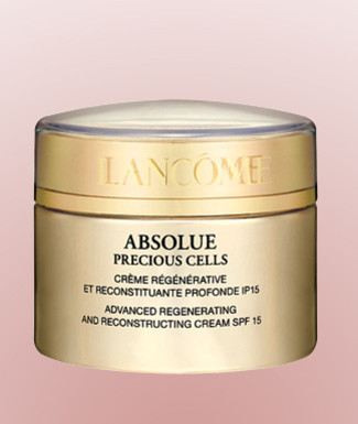 Lancôme's Absolue Precious Cells