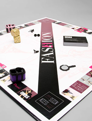 Fashion Rules Trivia Game