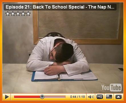 Nap Notebook