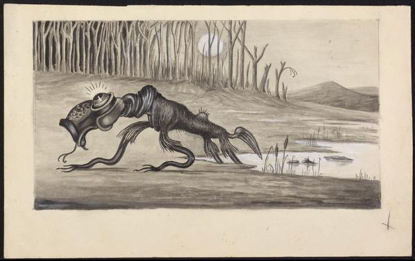 The Mystery of Bunyip