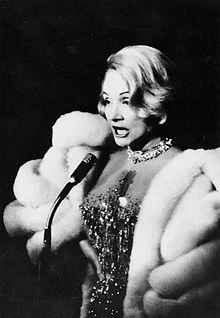 Marlene Dietrich: Celebrity Style