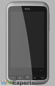 HTC Whitestone, also known as Verizon Diamond 2