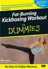 Fat Burning Kickboxing Workout for Dummies