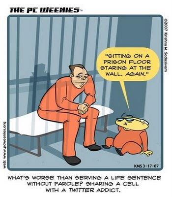 twitter addict