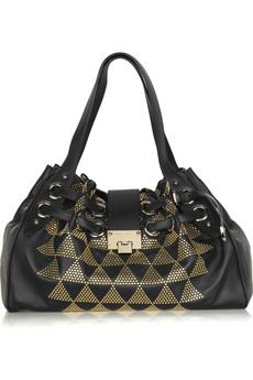 Jimmy Choo Ramona Studded Leather Bag