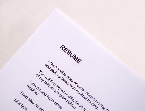 Tips for Submitting Resume via Email