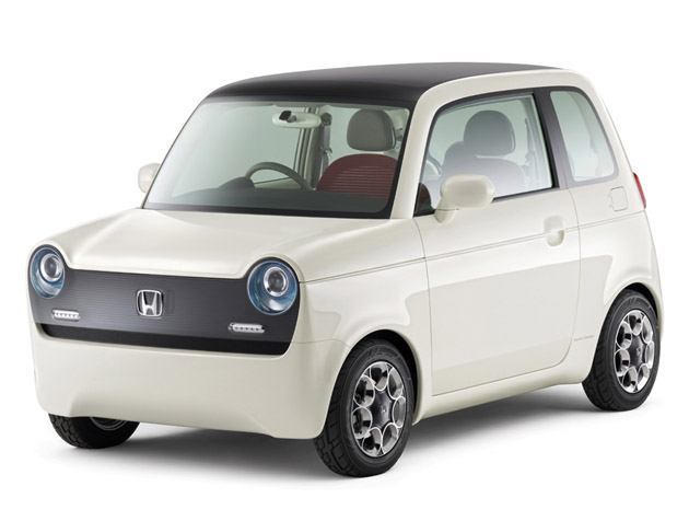 Honda EV-N Concept Electric Car