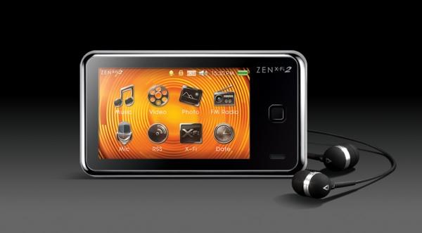 Creative ZEN X-Fi2 Portable Media Player