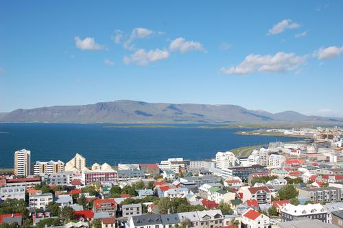 Reykjavik 21st Century Old City