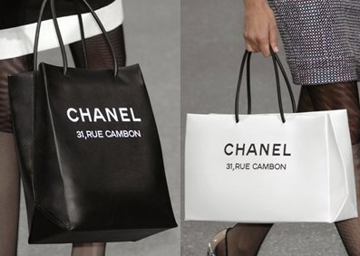 Chanel Introduces New Shopping Bag