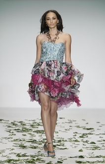 Eco-Friendly Designs Close Out LA Fashion Week