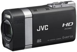 JVC Everio Hybrid Camera