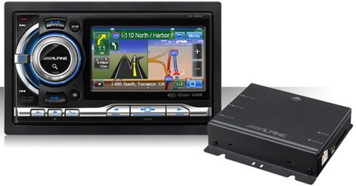 Alpine NVE-M300 GPS Navigation Drive