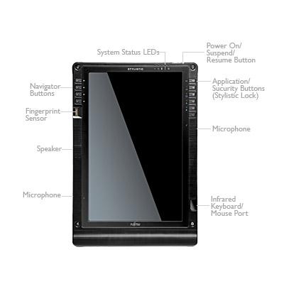 Fujitsu Stylistic Tablet PC
