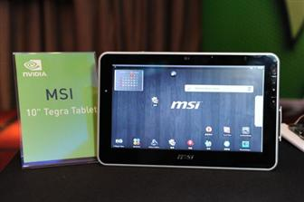 MSI Tablet PC