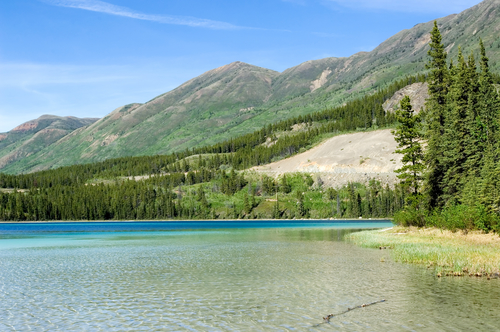 Canada, Yukon: Great Place to Camp