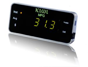 Kiwi MPG car gadget
