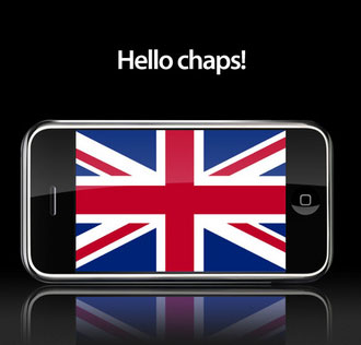 uk iphone banned tv ad