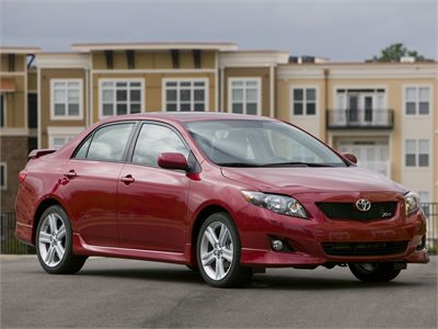 Good 2009 Toyota Corolla