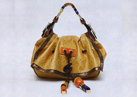 Louis Vuitton Slouchy Tribal Bag