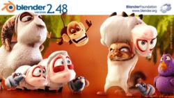 Blender 3D free software