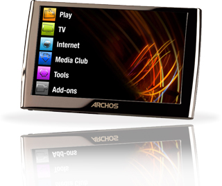 Archos 5 tablet pc