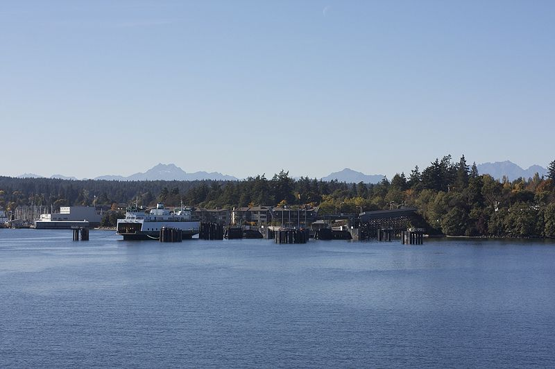Bainbridge Island, Washington:  Where Living is Almost Perfect