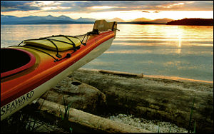 Experience Sea Kayaking in British Columbia