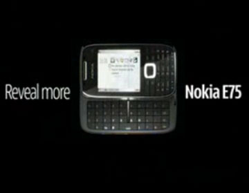 nokia e-series e75 leaked upcoming smartphone photo video