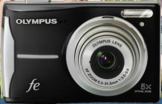 Olyppus FE46 Digital Camera