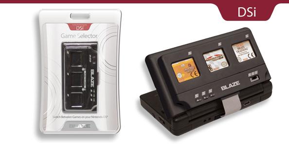 Nintendo DSi Game Selector