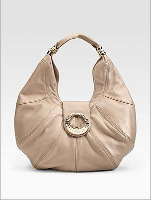 Versace Multi-Ring Hobo