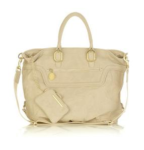 Stella McCartney Appaloosa Large Tote Handbag