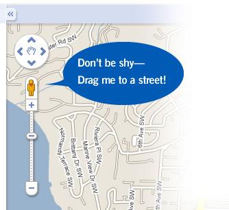 google maps revamp