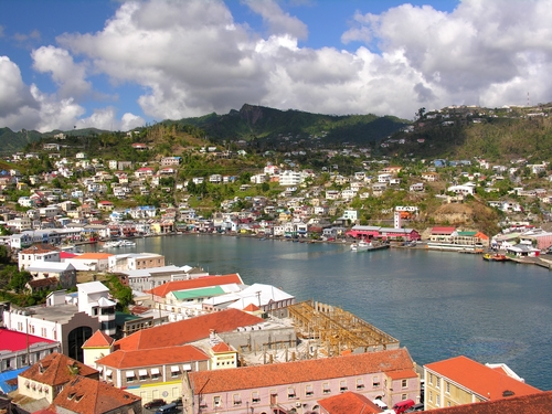 Take In The Aroma of Grenada