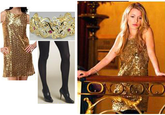 Get The Gossip Girl Look For Less