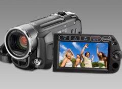 Canon FS Video Camera