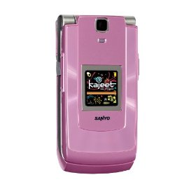 Sanyo Katana II, Cellphone for Kids