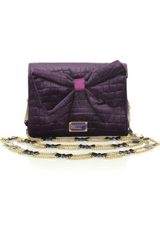 Marc by Marc Jacobs Loopy Bow Pouchette Shoulder Bag