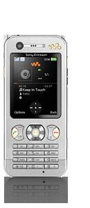 Sony Ericsson W8901