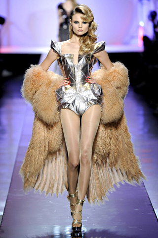 gaga inspired couture