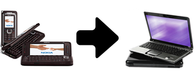 Nokia to Laptops