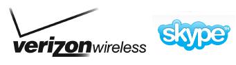 Verizon Wireless and Skype